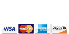 We accept credit card payments using the square system for facial.